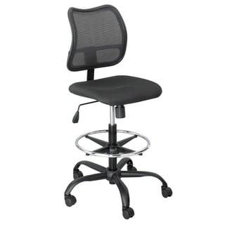 Safco Black Mesh Chair
