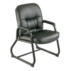 Safco Serenity Polyurethane Leather Guest Chair