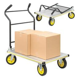Safco Stow-away Platform Truck