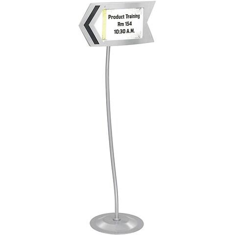Safco Customizable Arrow Sign