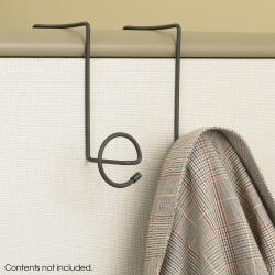 Safco PanelMate Coat Hooks (Pack of 6)