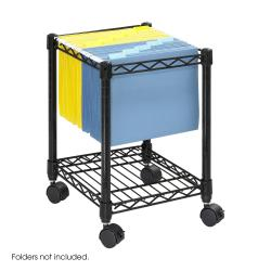 Shop Safco Compact Mobile File Cart Free Shipping Today