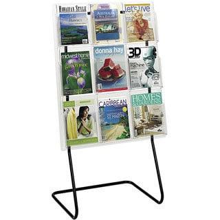 Safco Reveal Magazine/ Literature Floor Stand