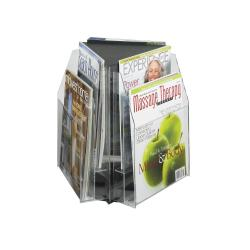 Safco Reveal Tabletop 6-pocket Magazine Display - Thumbnail 2