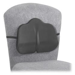 Safco SoftSpot Low-profile Backrest (Set of 5) - Thumbnail 2