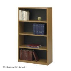 Safco ValueMate 4-shelf Steel Bookcase