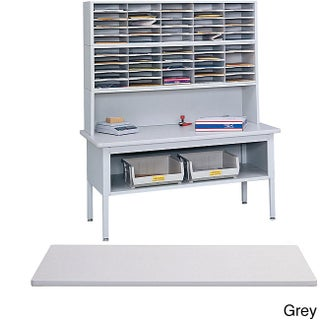Safco Grey Sorting Table Top (3 options available)