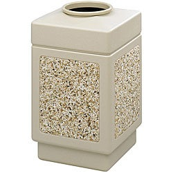 Safco 38-gallon Canmeleon Waste Receptacle