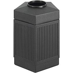 Safco 45-gallon Canmeleon Trash Receptacle