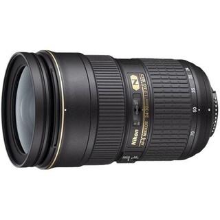 Nikon AF-S Nikkor 24-70 f/2.8G ED Wide Angle Zoom Lens