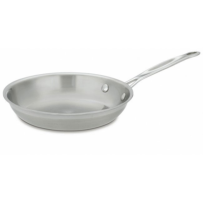 Cuisinart MCP22-20 Multiclad Pro Stainless 8-inch Skillet