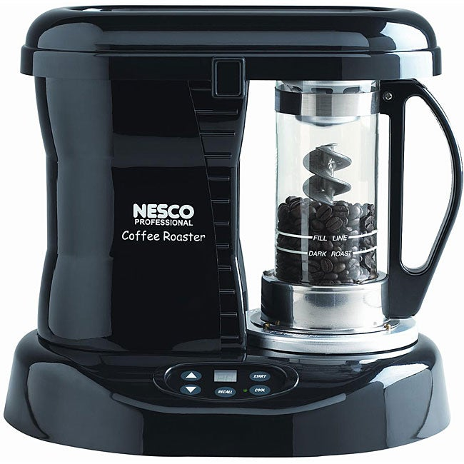 Nesco Pro 800-watt Coffee Bean Roaster (Nesco CR-1010-PR ...