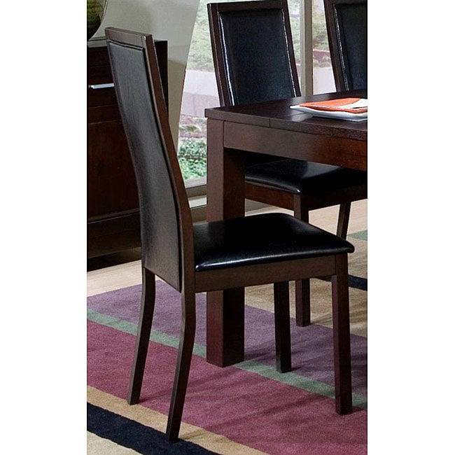 Sierra Curved-back Dining Chairs (Set of 2)