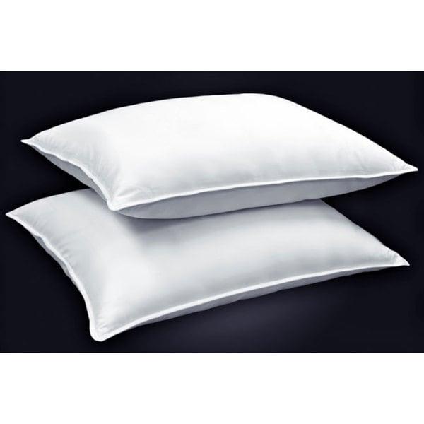 Down Alternative 400 Thread Count Medium Density Pillows (Set of 2)