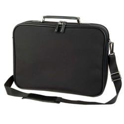 Sweden Executive 2-piece Black Laptop BriefCase (Pack of 8)