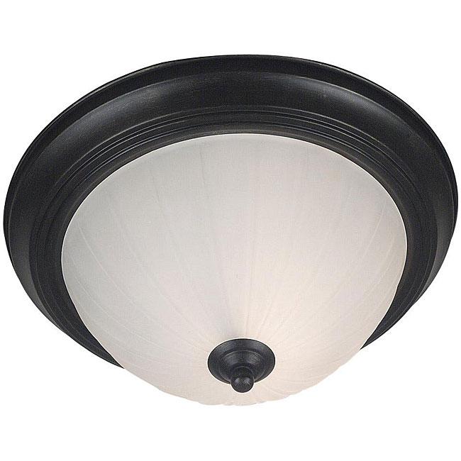 Lacuna 1-light Flush Mount Ceiling Light