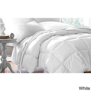 Double-stitched Microfiber Hypoallergenic Down Alternative Comforter
