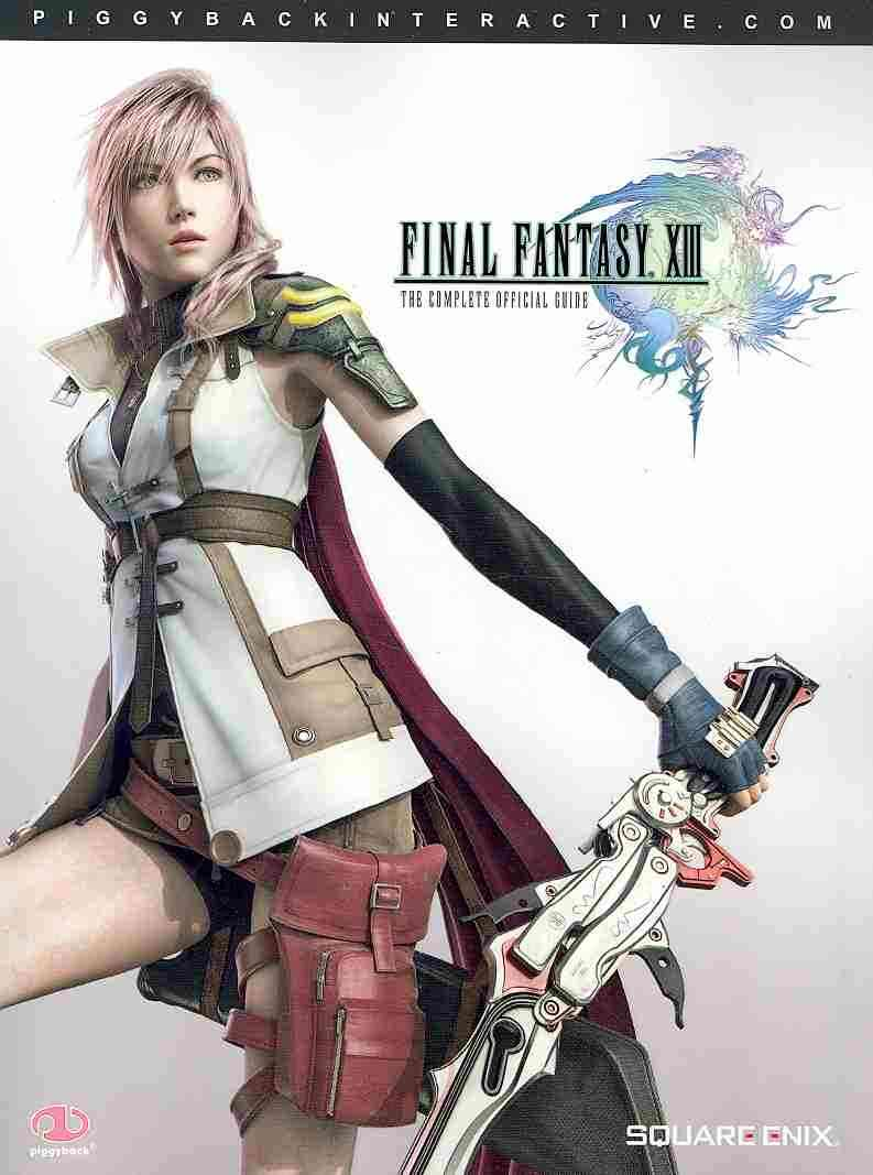 Final Fantasy XIII: The Complete Official Guide (Paperback)