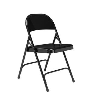 NPS Standard Steel Folding Chairs (Pack of 4)