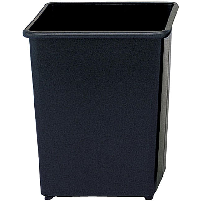 Safco Square Wastebaskets (Case of 3)