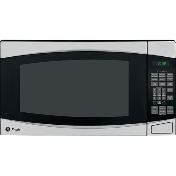 Shop Ge Profile Peb2060smss Stainless Steel Microwave