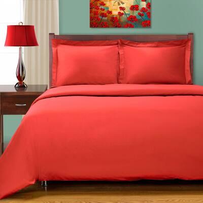 Miranda Haus Egyptian Cotton 300 TC Duvet Cover Set