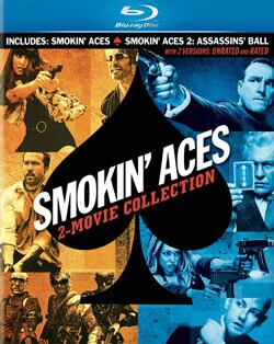 Smokin' Aces / Smokin' Aces 2: Assassins' Ball (Blu-ray Disc)
