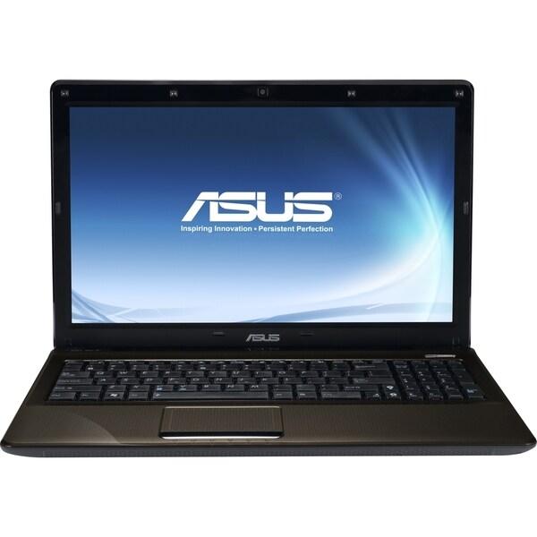 "Asus K52JR-X5 15.6"" LCD Notebook - Intel Core i3 (1st Gen) i3-350M Du"