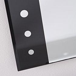 Santa Clara Frameless Wall Mirror - Thumbnail 1