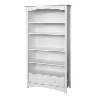 DaVinci Bookcase (Option: White - White Finish)