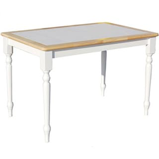 Shop Simple Living Tile Top Dining Table Overstock 4664998