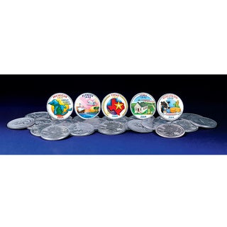 American Coin Treasures 2004 Colorized Statehood Quarters