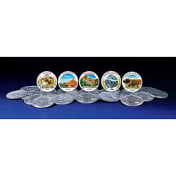 American Coin Treasures 2006 Colorized Statehood Quarters