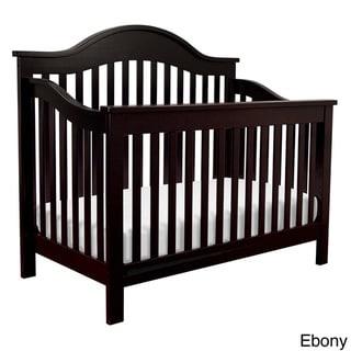 Davinci Jayden 4 In 1 Convertible Crib With Toddler Rail