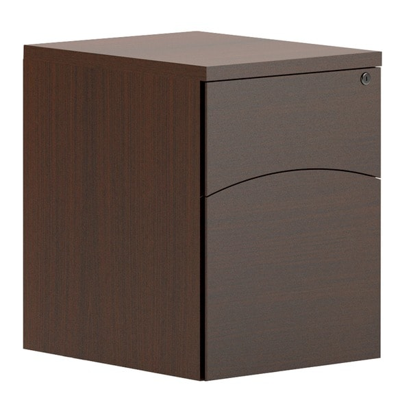 Mayline Brighton Suspended Box/ File Pedestal