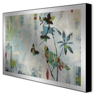 Gallery Direct Judy Paul 'Meander I' Framed Metal Art