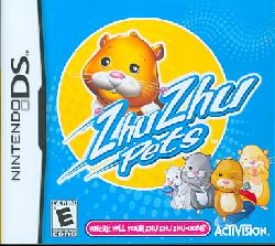 Nintendo DS - Zhu Zhu Pets