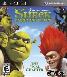 PS3 - Shrek Forever After