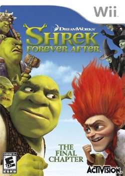 Wii - Shrek Forever After
