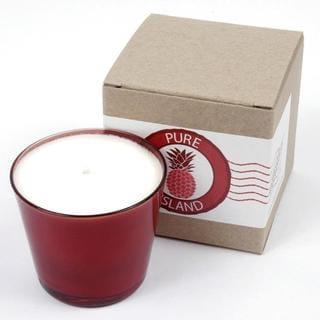 Pure Island 'Citrus Vanilla' 8-ounce Candle