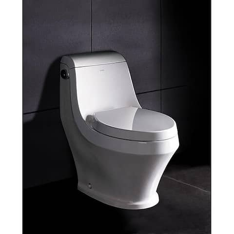 Ariel Platinum 'Adonis' One-piece Toilet