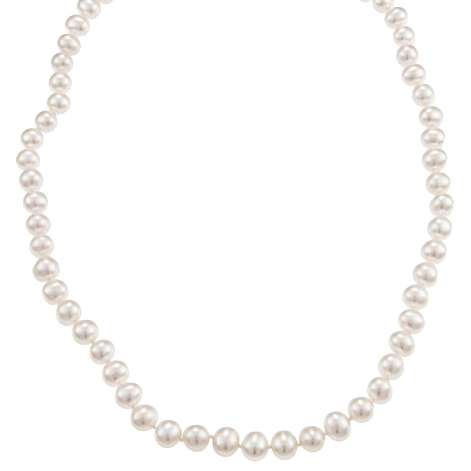 15/% OFF 24 Long Cultured Freshwater Pearl Strand Necklace