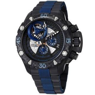 Zenith Defy Men's 96.0529.4035/51.M533 Xtreme Tourbillon Sea Skeleton Titanium Watch