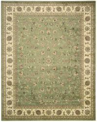 Nourison Rhythm Beige Floral Rug (1'11 x 3'3) - Thumbnail 1