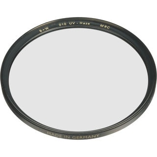 B+W 77mm UV Haze MRC 010M Filter