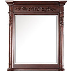 Avanity Provence 36-inch Mirror in Antique Cherry Finish