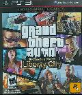 PS3 - Grand Theft Auto: Episodes from Liberty City - By Rockstar Games