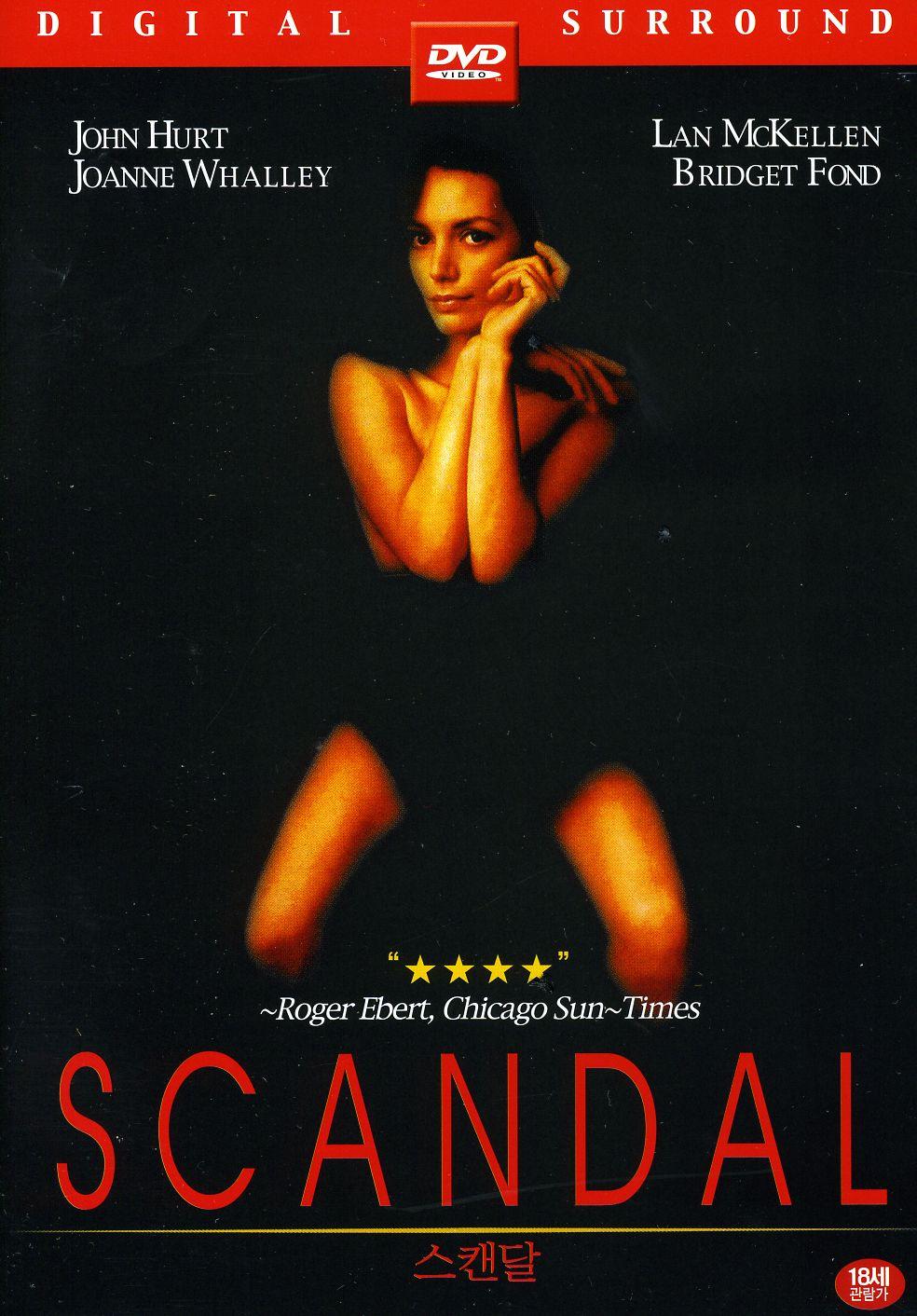 Scandal (DVD)