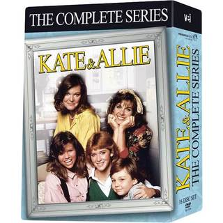 Kate & Allie: The Complete Series (DVD)