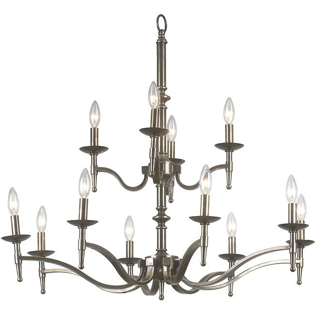 Hastings 12-light Chandelier